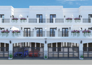 Group of 11 G+2 Townhouses