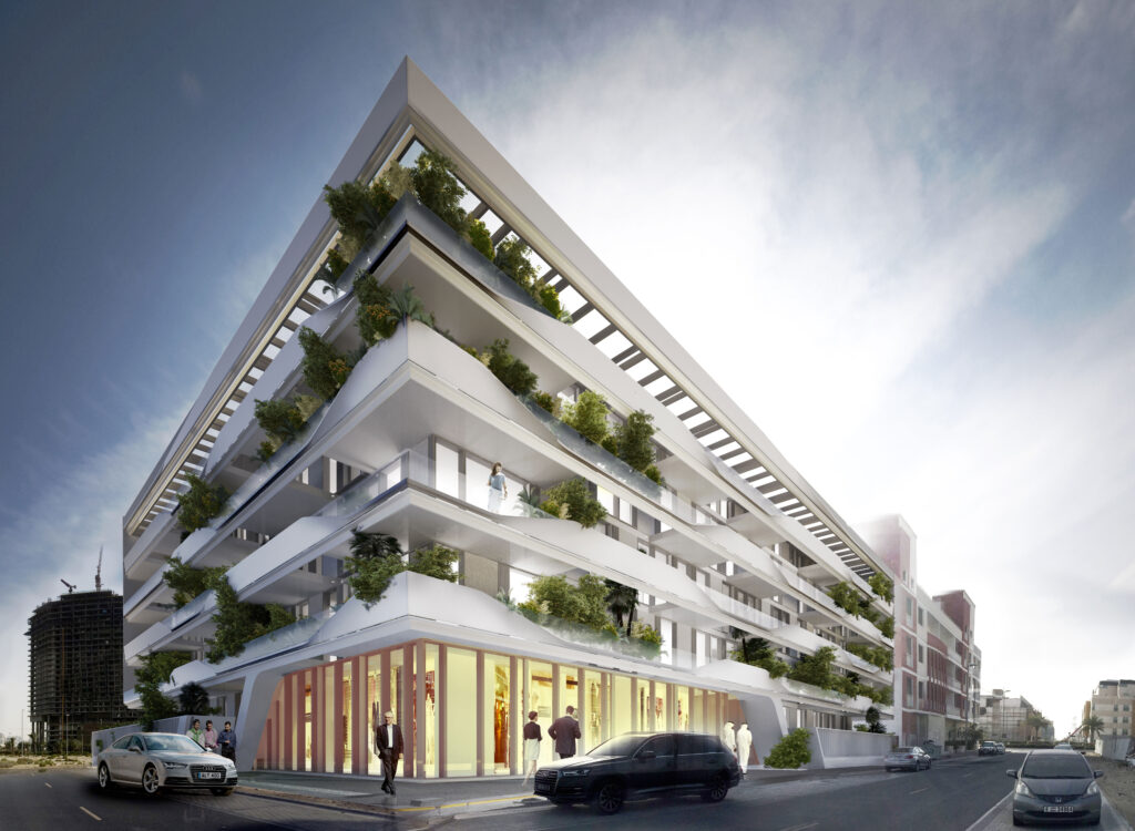 Architecture For Residential Building| LK Investment