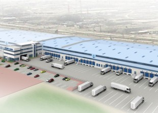 Kuehne Nagel Logistics Facility