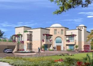Architecture Kewlani Residential Villa