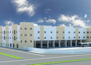 Al Kamda Group Staff Accommodation