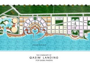 ARCHITECTURE| Port Qasim Landing