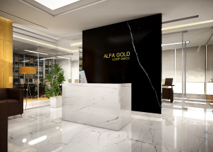 Alfa Gold Office