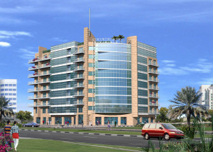 Al Barsha Residential Building