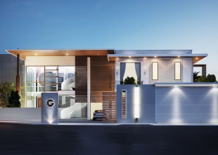 Architectural Design | Villas Gurnani