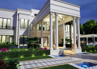 BIM Services| Saluja Residential Villa