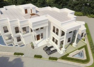 Tahiliani Residential Villa