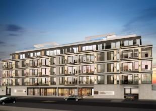G+4+R Residences Building